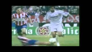 Luis Figos beste Dribblings