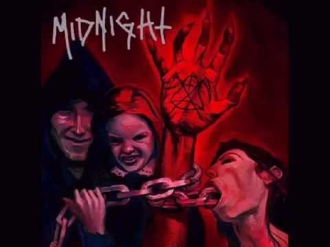 Midnight - All rigths are for Midnight and Hell Headbangers Records 00:00 The Mercy Curse 00:44 Evil Like a Knife 03:53 Prowling Leather 07:30 No Mercy for Mayhem 10:53...