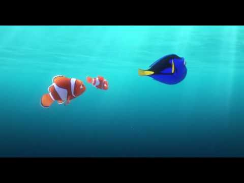 Disney Pixar's FINDING DORY   ALL the Movie Clips including BABY DORY ! 2016   YouTube