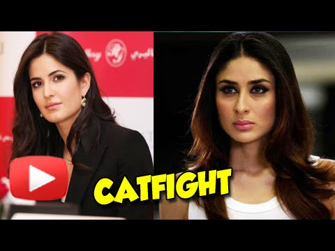 Kareena Kapoor & Katrina Kaif Catfight In London |