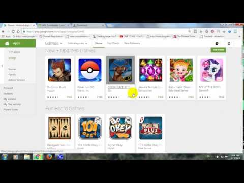 How To Download Apk File In Pc 2017
