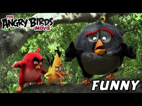 Angry Birds Movie 2016 Commercial