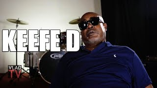 Keefe D on 2Pac, Suge Knight & Death Row Bloods Attacking Orlando Anderson (Part 12)