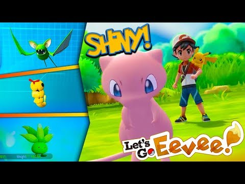 Video Pokémon Let's Go - GUARANTEED SHINY HUNTING! How to Find Shinies in Pokémon Let's Go EASY! download in MP3, 3GP, MP4, WEBM, AVI, FLV January 2017