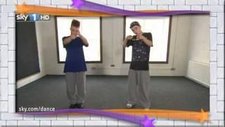 Chris&Wes: Let's Do This - Dance Tutorial pt1 - sky.com/dance