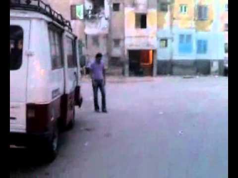 YouTube   ظهور عفريت في مدينه الزقازيق قمه الرعب a7mad gom3a