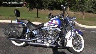 9. Used 2007 Harley Davidson FLSTN Softail Deluxe