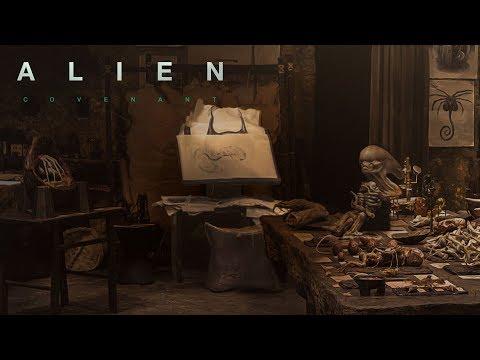 Alien: Covenant | The Secrets of David's Lab: My Name Is David | 20th Century FOX