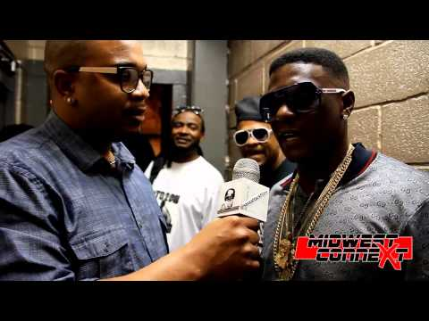 tn - Lil Boosie Interviews with the Midwest Connext and Stopbeefinradio.com for his first show in Nashville, TN. Also in the film @YoGottiKOM and Young Buck. Chec...