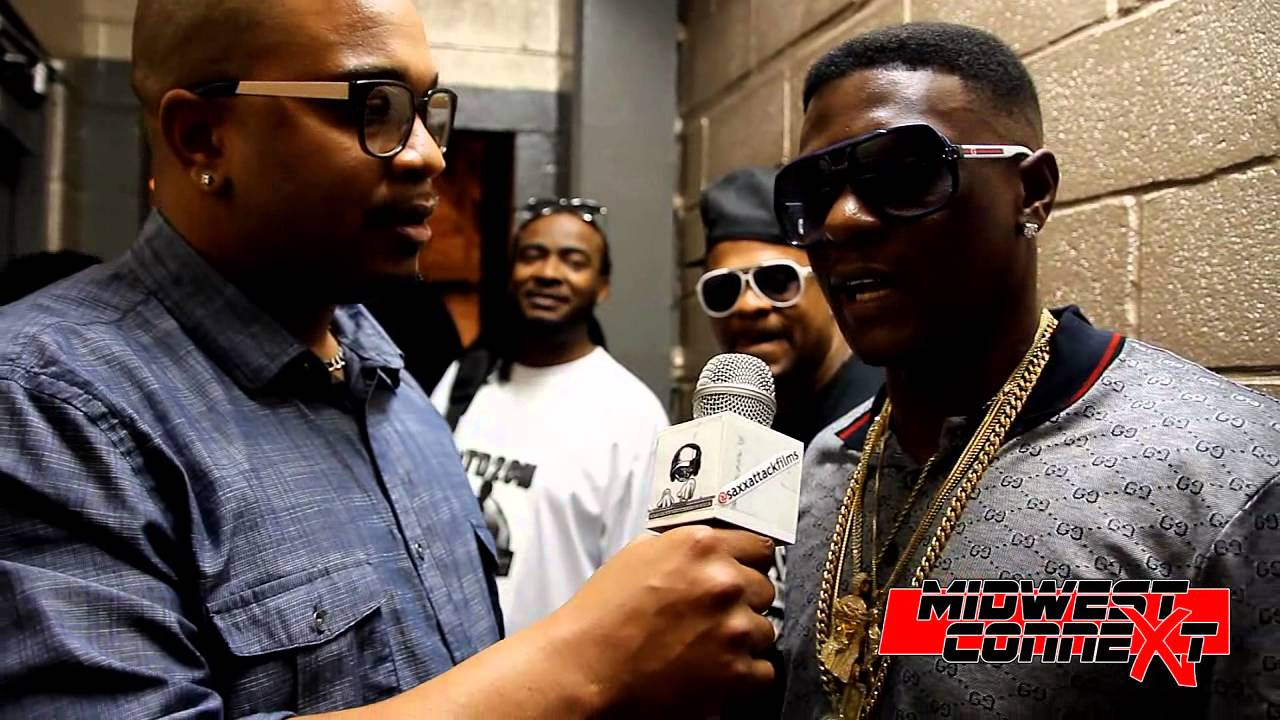 Lil Boosie First Performances Since Released From Prison {Nashvile, TN}