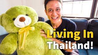 Video Living in Thailand - MY BANGKOK HOUSE TOUR | $601.69 Per Month in BKK + Cost of Living! MP3, 3GP, MP4, WEBM, AVI, FLV Juli 2019