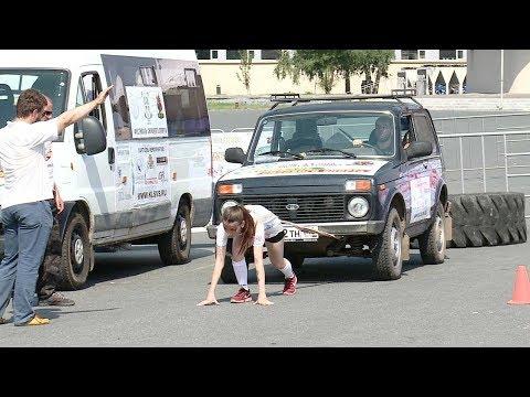 День физкультурника в Казани