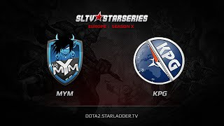 KPG vs MYM, game 1