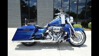 9. 2013 Harley-Davidson FLHRSE5 CVO Road King