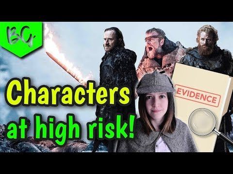 Game of Thrones S8 - What will happen at The Wall? Sleuthing with Because Geek