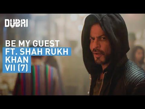 Shah Rukh Khan's Personal Invitation to Dubai | #BeMyGuest | Visit Dubai