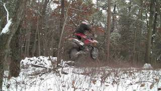 9. TXC 250 enduro riding