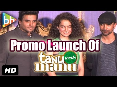 First Look Launch Of 'Tanu Weds Manu Returns'