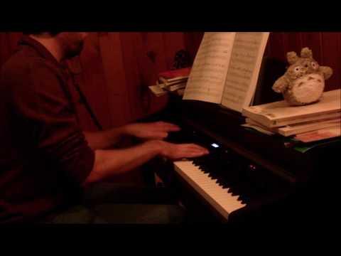 Studio Ghibli Piano Challenge Day 19: My Neighbor Totoro (...)