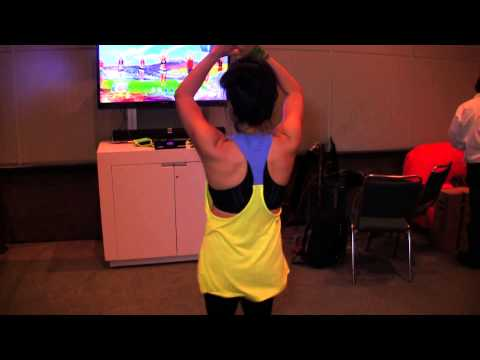 zumba fitness world party wii u ign
