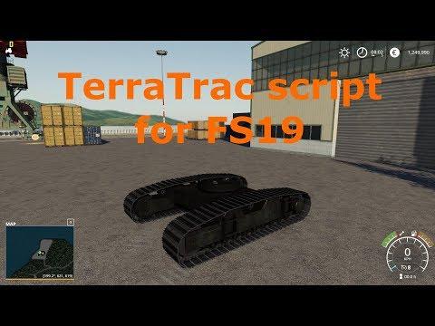 TerraTrac script v1.0