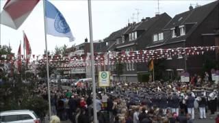 Schützenfest Düsseldorf Flehe 20140817 Parade 1