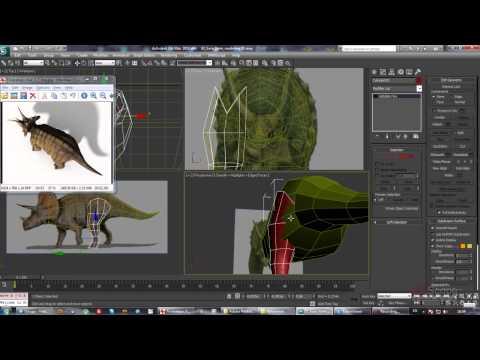 3dsmax - Второй видео урок курса