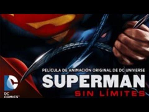 Superman: Sin límites (Trailer subtitulado en Español)