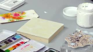 Learn how to create instant texture on your mixed media projects by stamping into texture paste! Watch now as May shares texture tips and tricks for stunning mixed media results!If you loved this lesson be sure to enroll today for May's complete 12 lesson class at Scrapbook.com...https://www.scrapbook.com/classes/Mixed-Media-Tips-and-Techniques-for-Beginners-with-May-Flaum.htmlSupplies used in this lesson...Light and Fluffy Modeling Paste: https://www.scrapbook.com/store/cf-tcw9004.htmlBest Ever Craft Mat - Ken Olover: https://www.scrapbook.com/store/pp-kn2742.htmlPrima Watercolors - Classic: https://www.scrapbook.com/store/pri-584252.htmlPrima Watercolors Tropicals: https://www.scrapbook.com/store/pri-584269.htmlFresh Flowers No 2 Stamp: https://www.scrapbook.com/store/pri-971649.htmlHeat Tool https://www.scrapbook.com/store/pp-hg-hit00471.htmlJet Black Archival Ink Pad: https://www.scrapbook.com/store/pp-aip31468.htmlCollapsible Water Cup https://www.scrapbook.com/store/par-fbr770310.htmlScrapbook.com: Life Handmade. For papercrafters, scrapbookers, stampers, cardmakers and all those who love handmade projects. ----- SCRAPBOOK.COM -------• Store: http://www.scrapbook.com/store• Coupons & Deals: http://www.scrapbook.com/coupons/• Free Classes: http://www.scrapbook.com/classes• Gallery: http://www.scrapbook.com/gallery• Forums: http://www.scrapbook.com/forums ----- CONNECT WITH US -------• Pinterest: https://www.pinterest.com/scrapbookcom/• Facebook: https://www.facebook.com/scrapbookcom• Instagram: https://instagram.com/scrapbookcom• Twitter: https://twitter.com/scrapbookcom