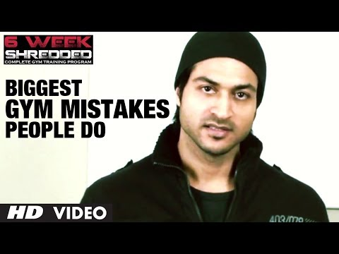 , title : 'Biggest Gym Mistakes People Do | Health and Fitness Tips | Guru Mann | Workout Tips'