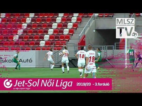 3. forduló: DVTK - ETO FC Győr (6-1)