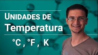 Suscribete: www.youtube.com/quimiayudas En este video encontrarás una excelente explicación sobre la coversión de unidades de temperatura, en las ...