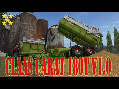 Claas Carat 180T v1.0