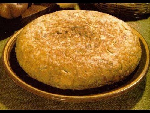 Como hacer tortilla de patata sin huevo
