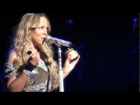 Mariah Carey Live in Australia 2013 - Triumphant Tour - Vegemite! HD