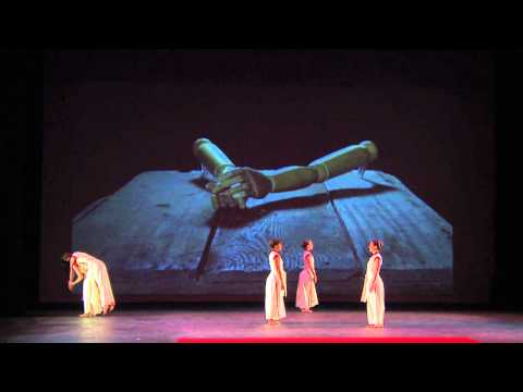 Dancing Gratitude: Dance in the Annex (DITA) at TEDxGrandRapids