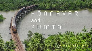 Kumta India  city photos : High Speed Diesel Heaven - Kumta and Honnavar | KONKAN RAILWAY