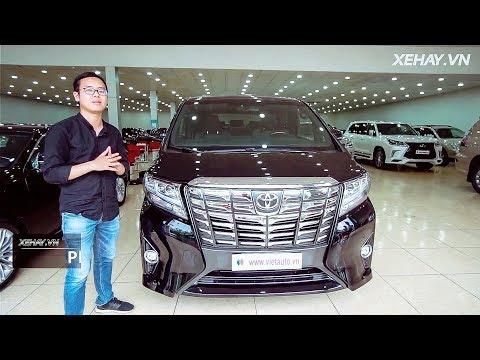 Khám phá chi tiết Toyota Alphard nhập khẩu - Chiếc MPV giá 6 tỷ hạng sang  XEHAY.VN  - Thời lượng: 16 phút.