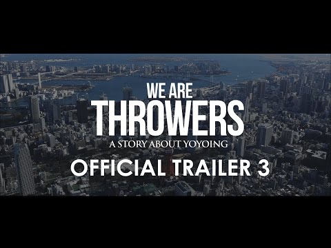 We Are Throwers | Official Trailer #3