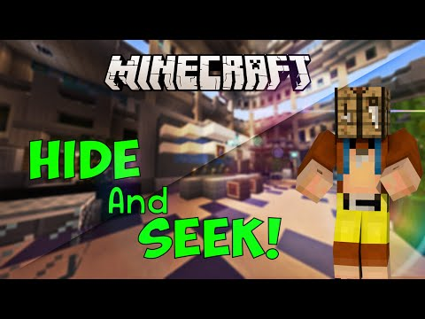 Company - Hello everyone. Today me Venomous Company and WeeWeeGaming are playing Hide'N'Seek on the server mc.hive.eu. I hope You enjoy this little minecraft mini game and i Thank you for Watching.