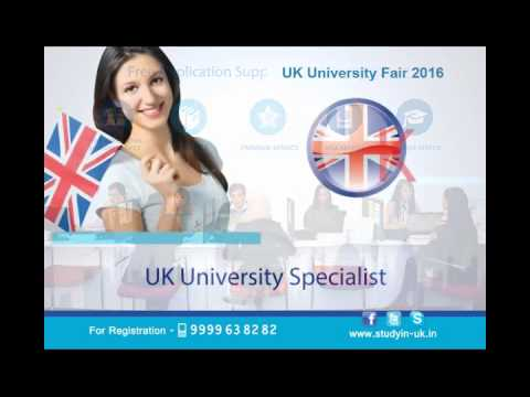 UK University Fair Video
