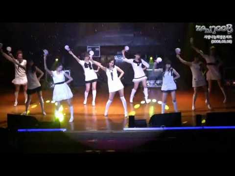 Watch '少女時代 ソニョシデ - Kissing you (掛け声)'
