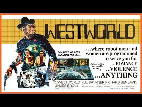 Westworld (1973) Blu-ray Trailer - Color / 2:39 mins