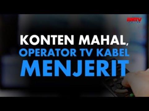 Konten Mahal, Operator TV Kabel Menjerit