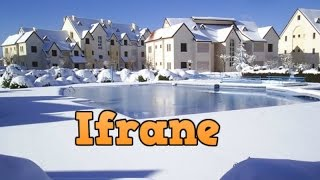 Ifrane Morocco  City new picture : Ifrane, Morocco