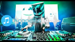 Marshmello - Alone (Studio Acapella) FREE DOWNLOAD