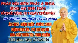 Niệm Phật - Ăn Chay - Phóng Sanh - Hóa Giải Thiên Tai - Ôn Dịch - Truyền Nhiễm