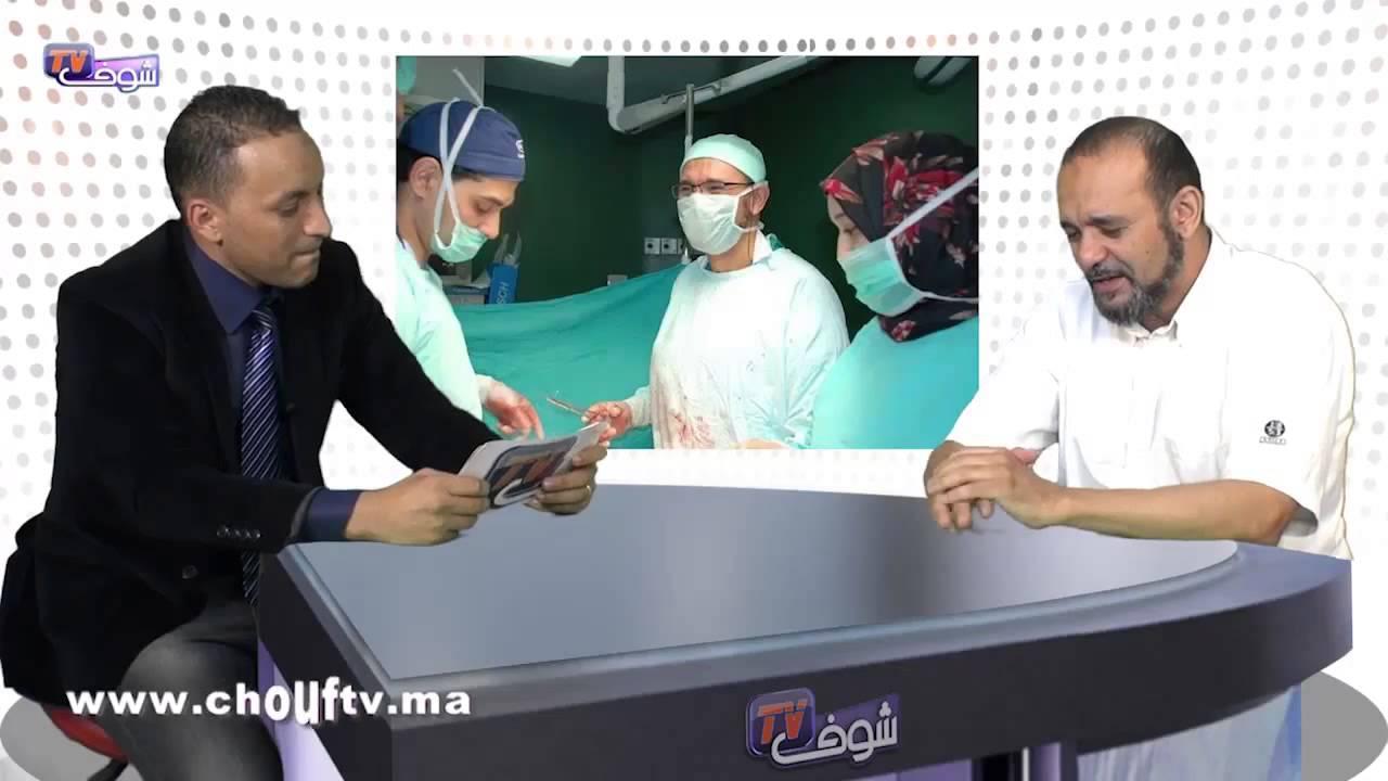 مؤثر.. طبيب جراح مغربي يبكي بسبب أطفال غزة | مع الحدث