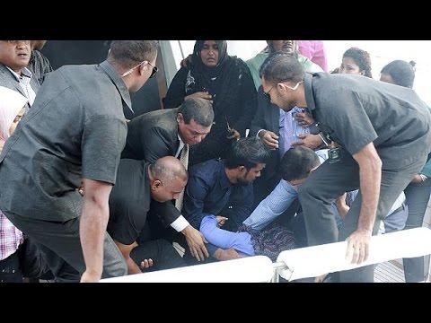 Μαλδίβες: Σύλληψη του αντιπροέδρου μετά την απόπειρα δολοφονίας του προέδρου