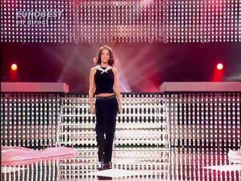 Alizée - J'en Ai Marre - Eurobest Full HD (видео)